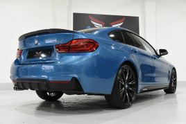 BMW 4 SERIES 435D XDRIVE M SPORT GRAN COUPE - 718 - 30