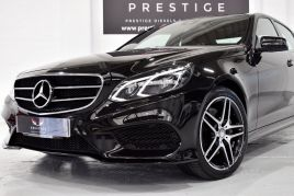 MERCEDES E-CLASS E350 BLUETEC AMG NIGHT EDITION PREMIUM - 337 - 16