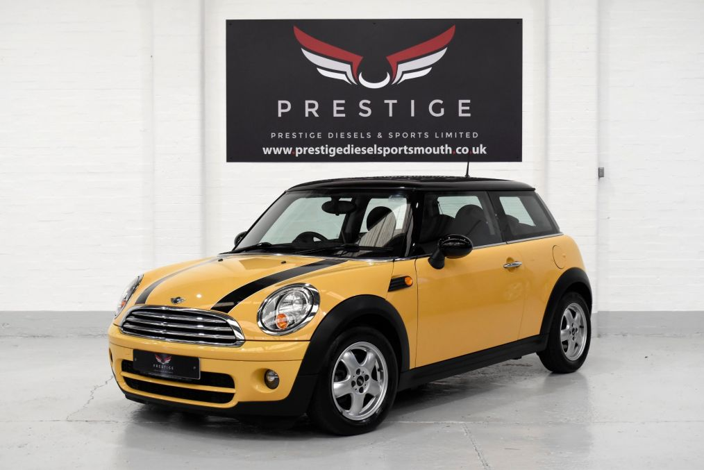 Used MINI COOPER in Portsmouth, Hampshire for sale