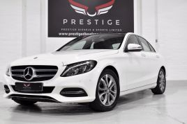 MERCEDES C-CLASS C220 BLUETEC SPORT PREMIUM PLUS - 346 - 7