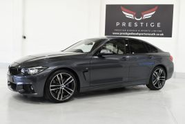 BMW 4 SERIES 420I M SPORT GRAN COUPE - 638 - 9