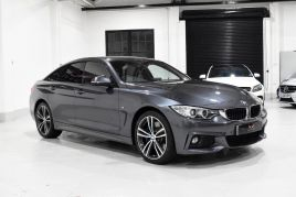 BMW 4 SERIES 430D XDRIVE M SPORT GRAN COUPE - 390 - 11