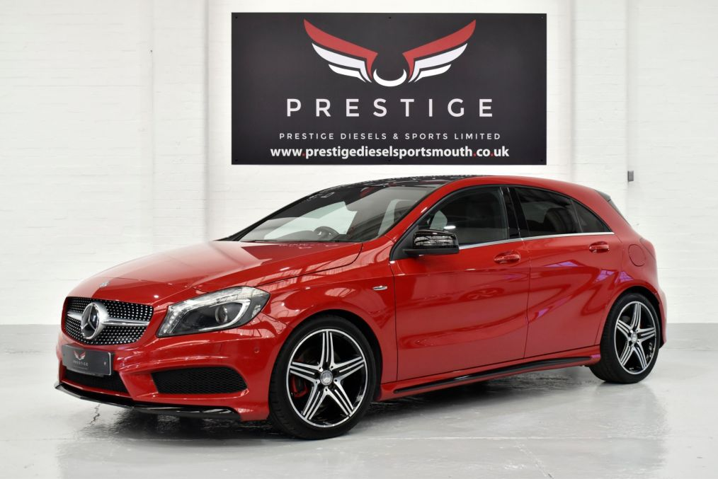 Used MERCEDES A-CLASS in Portsmouth, Hampshire for sale