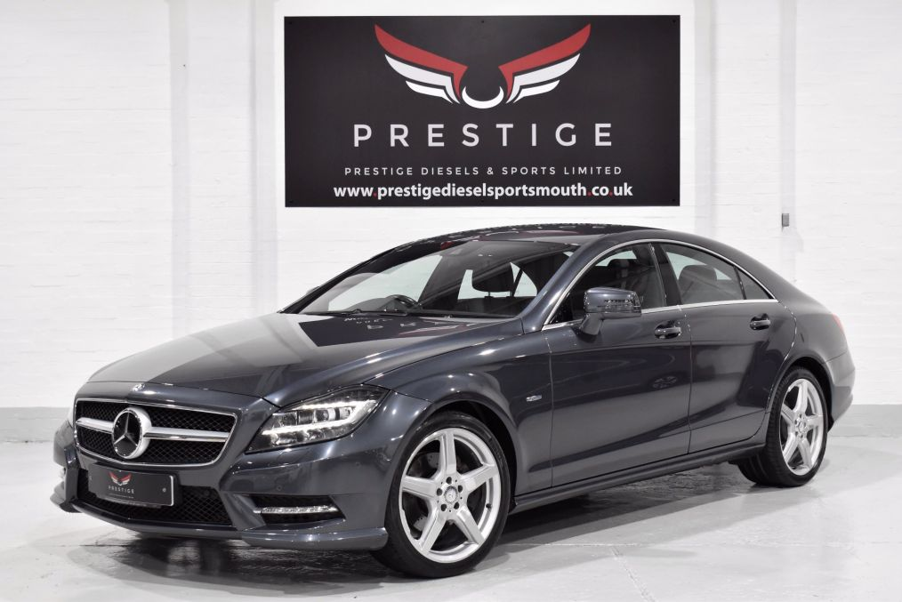 Used MERCEDES CLS in Portsmouth, Hampshire for sale