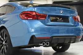 BMW 4 SERIES 435D XDRIVE M SPORT GRAN COUPE - 718 - 40