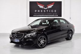 MERCEDES E-CLASS E350 BLUETEC AMG NIGHT EDITION PREMIUM - 337 - 1