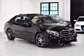 MERCEDES E-CLASS E350 BLUETEC AMG NIGHT EDITION PREMIUM - 337 - 13