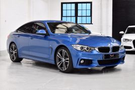 BMW 4 SERIES 420D M SPORT GRAN COUPE - 353 - 2