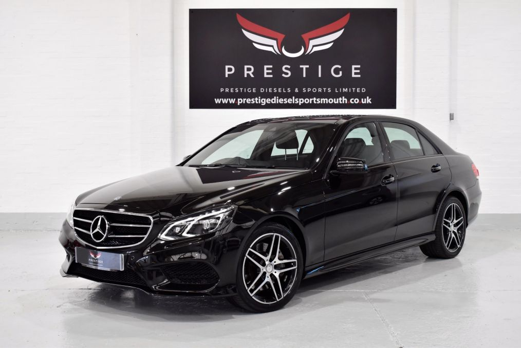 Used MERCEDES E-CLASS in Portsmouth, Hampshire for sale