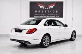 MERCEDES C-CLASS C220 BLUETEC SPORT PREMIUM PLUS - 346 - 9