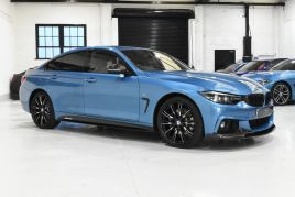 BMW 4 SERIES 435D XDRIVE M SPORT GRAN COUPE - 718 - 6