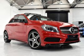 MERCEDES A-CLASS A250 4MATIC ENGINEERED BY AMG - 510 - 13