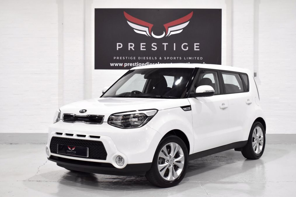 Used KIA SOUL in Portsmouth, Hampshire for sale