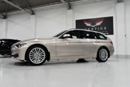 BMW 3 SERIES 320D LUXURY TOURING - 599 - 34