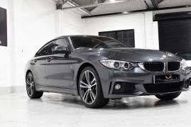 BMW 4 SERIES 430D XDRIVE M SPORT GRAN COUPE - 390 - 16