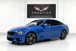 BMW 4 SERIES 420D M SPORT GRAN COUPE - 697 - 1
