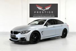 BMW 4 SERIES 440I M SPORT GRAN COUPE - 724 - 1