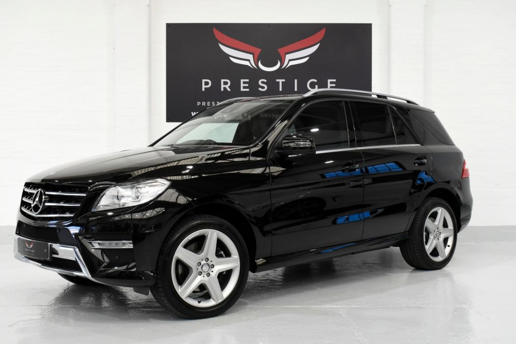 Used MERCEDES M-CLASS in Portsmouth, Hampshire for sale