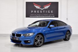 BMW 4 SERIES 420D M SPORT GRAN COUPE - 353 - 1