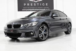 BMW 4 SERIES 430D XDRIVE M SPORT GRAN COUPE - 390 - 2