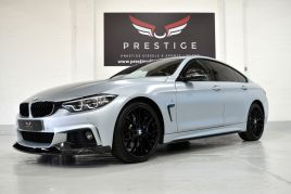 BMW 4 SERIES 440I M SPORT GRAN COUPE - 724 - 10