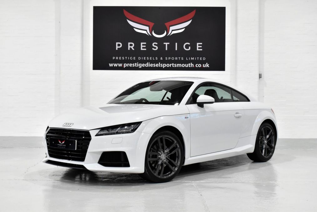 Used AUDI TT in Portsmouth, Hampshire for sale
