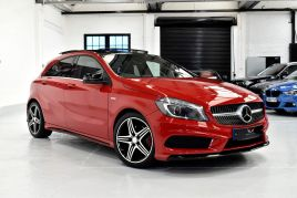 MERCEDES A-CLASS A250 4MATIC ENGINEERED BY AMG - 510 - 2