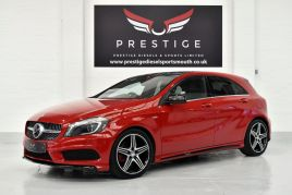 MERCEDES A-CLASS A250 4MATIC ENGINEERED BY AMG - 510 - 1