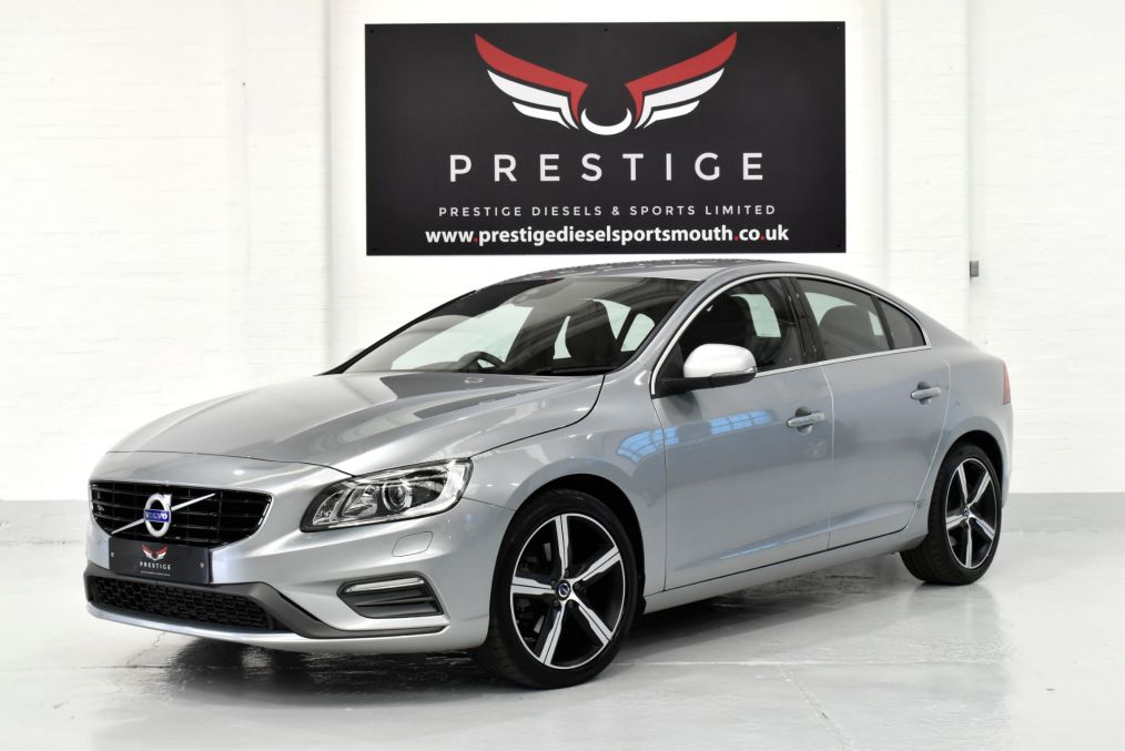 Used VOLVO S60 in Portsmouth, Hampshire for sale