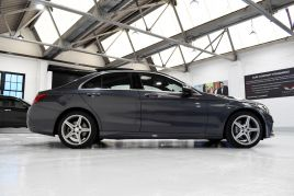 MERCEDES C-CLASS C220 BLUETEC AMG LINE PREMIUM PLUS - 433 - 10