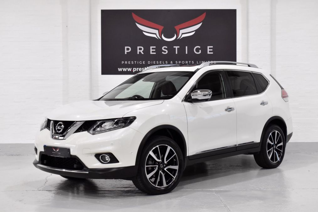Used NISSAN X-TRAIL in Portsmouth, Hampshire for sale