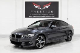 BMW 4 SERIES 430D XDRIVE M SPORT GRAN COUPE - 390 - 1