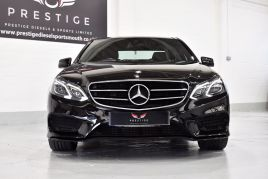 MERCEDES E-CLASS E350 BLUETEC AMG NIGHT EDITION PREMIUM - 337 - 5