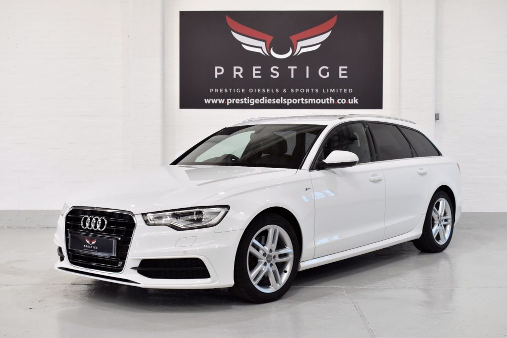 Used AUDI A6 in Portsmouth, Hampshire for sale