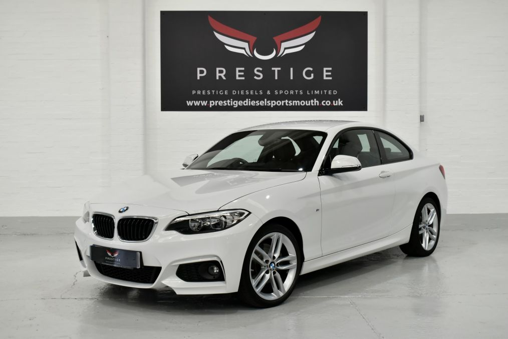 Used BMW 2 SERIES in Portsmouth, Hampshire for sale