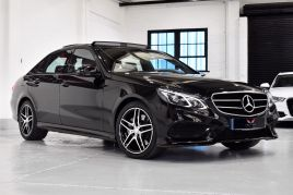 MERCEDES E-CLASS E350 BLUETEC AMG NIGHT EDITION PREMIUM - 337 - 3