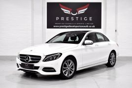MERCEDES C-CLASS C220 BLUETEC SPORT PREMIUM PLUS - 346 - 1