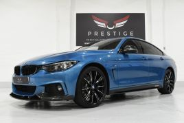 BMW 4 SERIES 435D XDRIVE M SPORT GRAN COUPE - 718 - 5