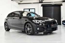 BMW 1 SERIES 116D M SPORT SHADOW EDITION - 459 - 5
