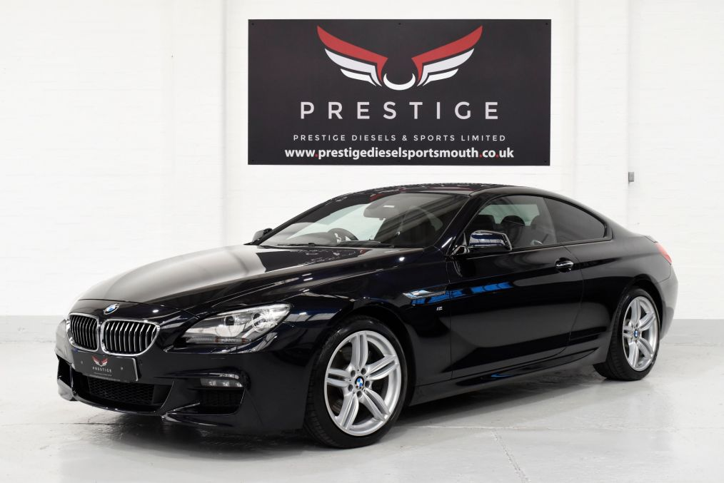 Used BMW 6 SERIES in Portsmouth, Hampshire for sale