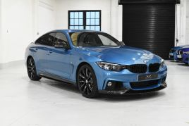 BMW 4 SERIES 435D XDRIVE M SPORT GRAN COUPE - 718 - 9