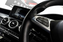 MERCEDES C-CLASS C220 BLUETEC AMG LINE PREMIUM PLUS - 433 - 90