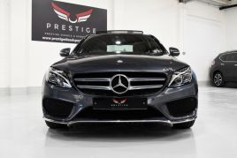 MERCEDES C-CLASS C220 BLUETEC AMG LINE PREMIUM PLUS - 433 - 8