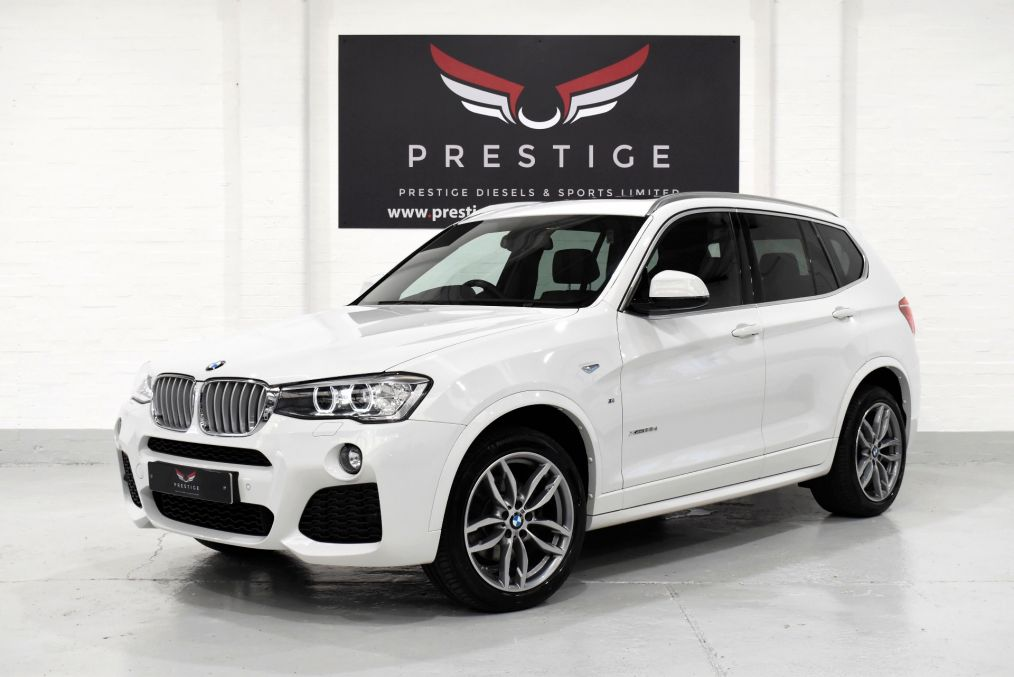 Used BMW X3 in Portsmouth, Hampshire for sale