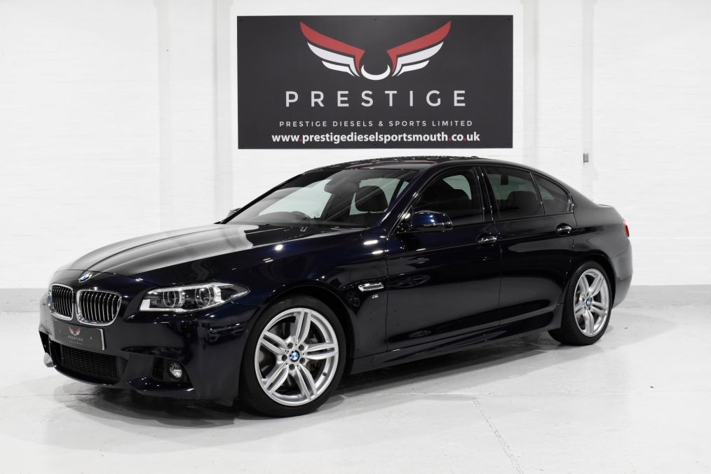 Used BMW 5 SERIES in Portsmouth, Hampshire for sale