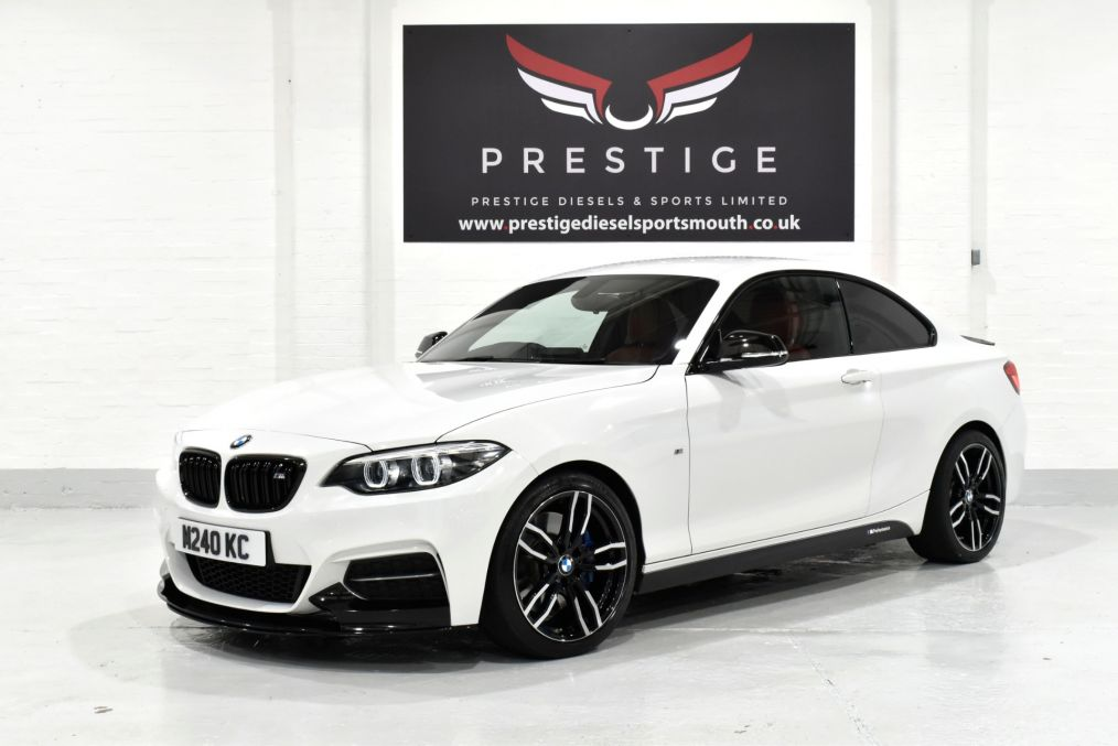 Used BMW M240I in Portsmouth, Hampshire for sale