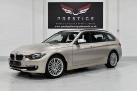 BMW 3 SERIES 320D LUXURY TOURING - 599 - 1