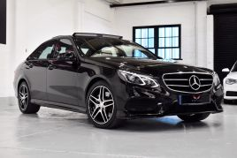 MERCEDES E-CLASS E350 BLUETEC AMG NIGHT EDITION PREMIUM - 337 - 18