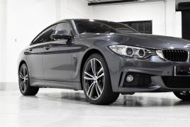 BMW 4 SERIES 430D XDRIVE M SPORT GRAN COUPE - 390 - 17