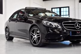 MERCEDES E-CLASS E350 BLUETEC AMG NIGHT EDITION PREMIUM - 337 - 6